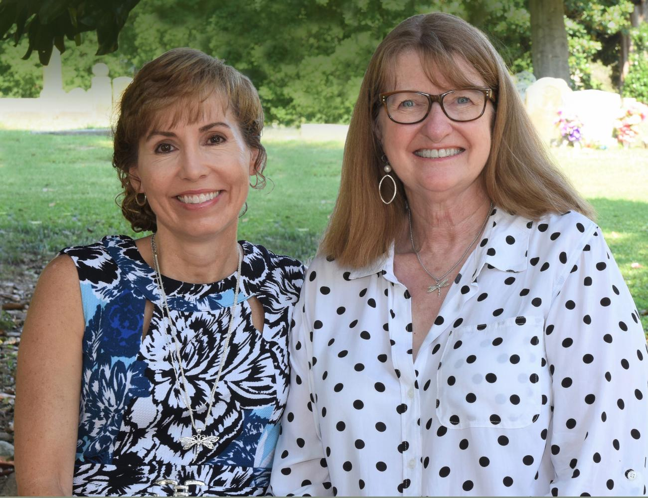 Author event with Judy Christie and Lisa Wingate authors of Before and  After | Parnassus Books