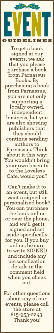 Parnassus Books   An Independent Bookstore For Independent People