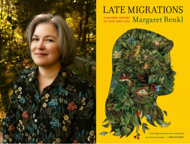Margaret Renkl, author of Late Migrations