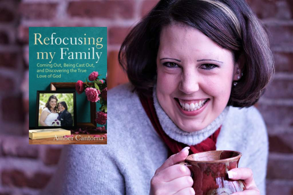 Author event with Amber Cantorna, author of Refocusing My