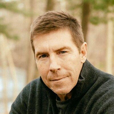 Author event with Christopher Scotton, author of The Secret